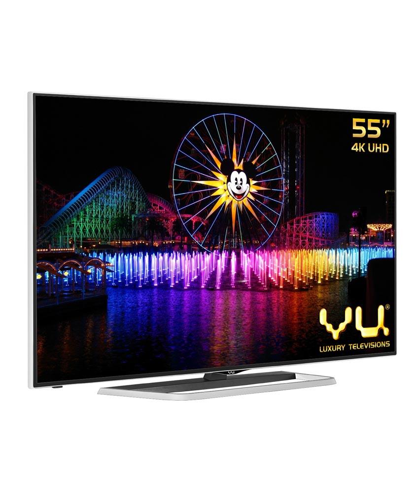 vu 55xt780 139 7 cm 55 3d 4k ultra hd smart led television ssscart. Black Bedroom Furniture Sets. Home Design Ideas