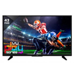 VU T43D1510 109 cm (43) Full HD LED Television