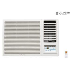 Hitachi 1.5 Ton 5 Star Kaze Plus Window Air Conditioner RAW518KUDZ1